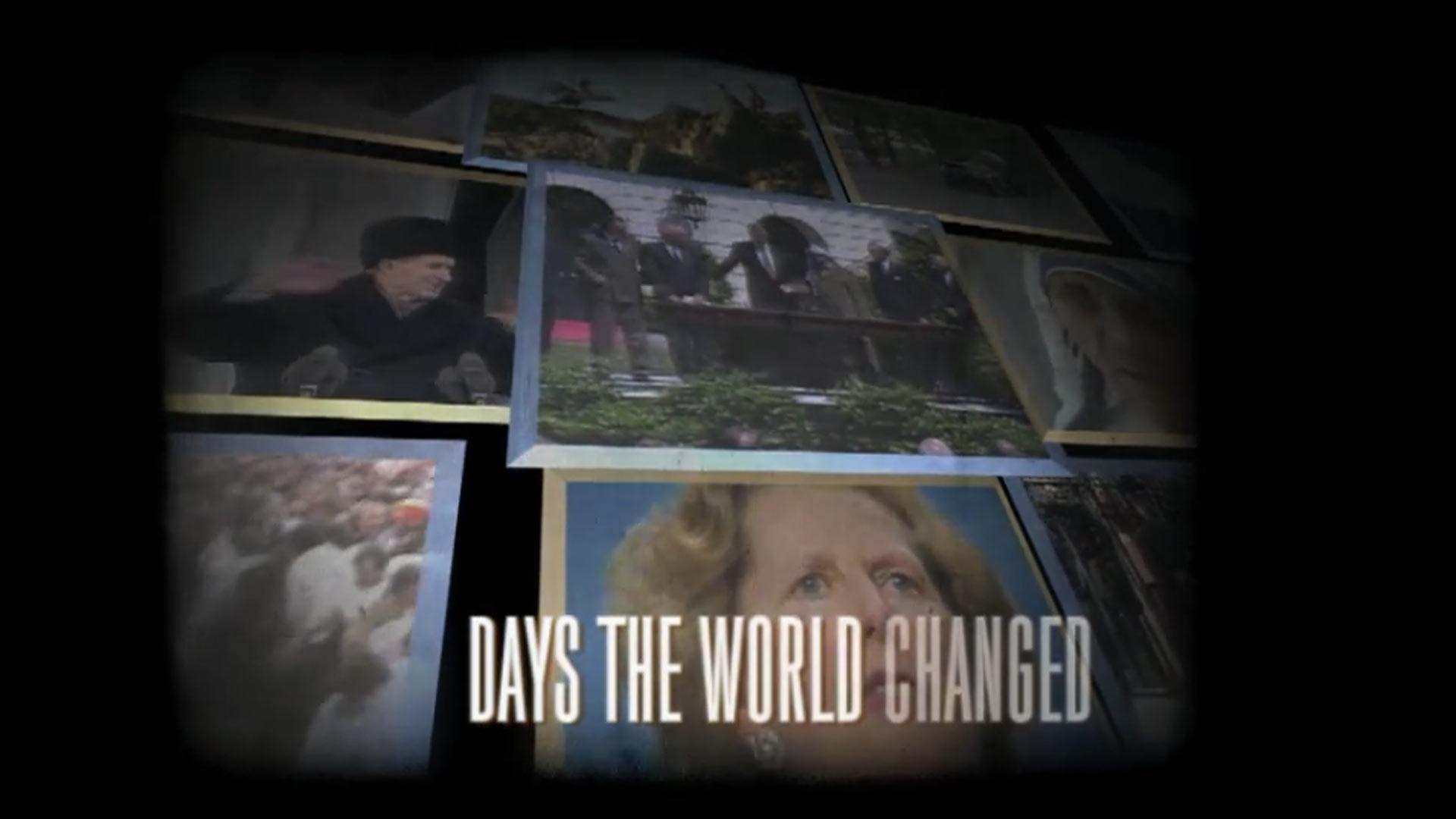 Watch Full Movie - ימים ששינו את העולם - נפילת חומת ברלין, הפלת צ'אוצ'סקו, סוף המלחמה הקרה, שחרור נלסון מנדלה ועוד
