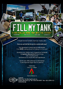 Watch Full Movie - Fill My Tank - A Green Road Trip