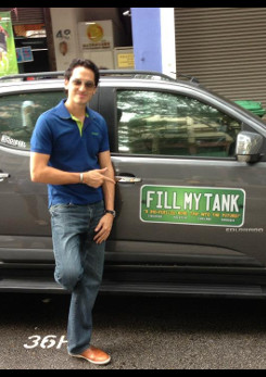Watch Full Movie - Fill My Tank : Ending to an epic trip for environmentalist