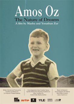 Watch Full Movie - Amos Oz - The Nature of Dreams