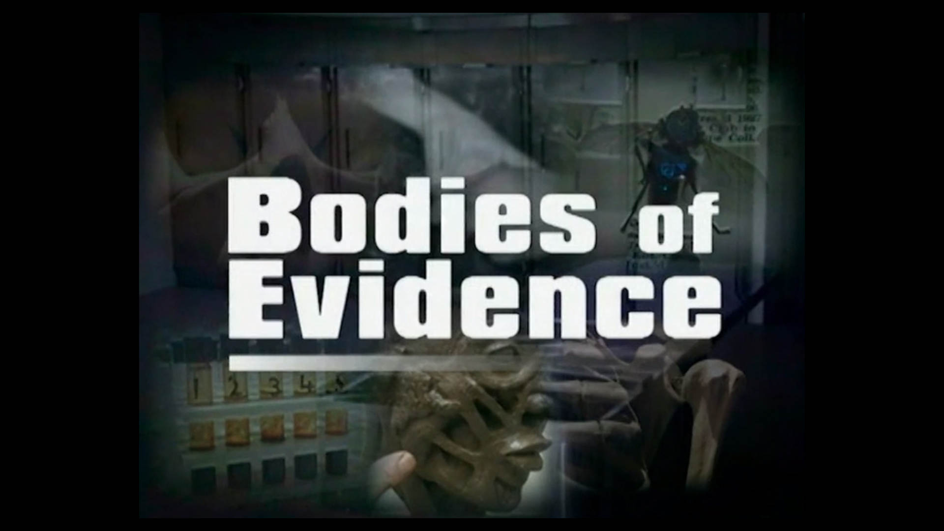 Watch Full Movie - Bodies of Evidence - Tell Tale Twist
