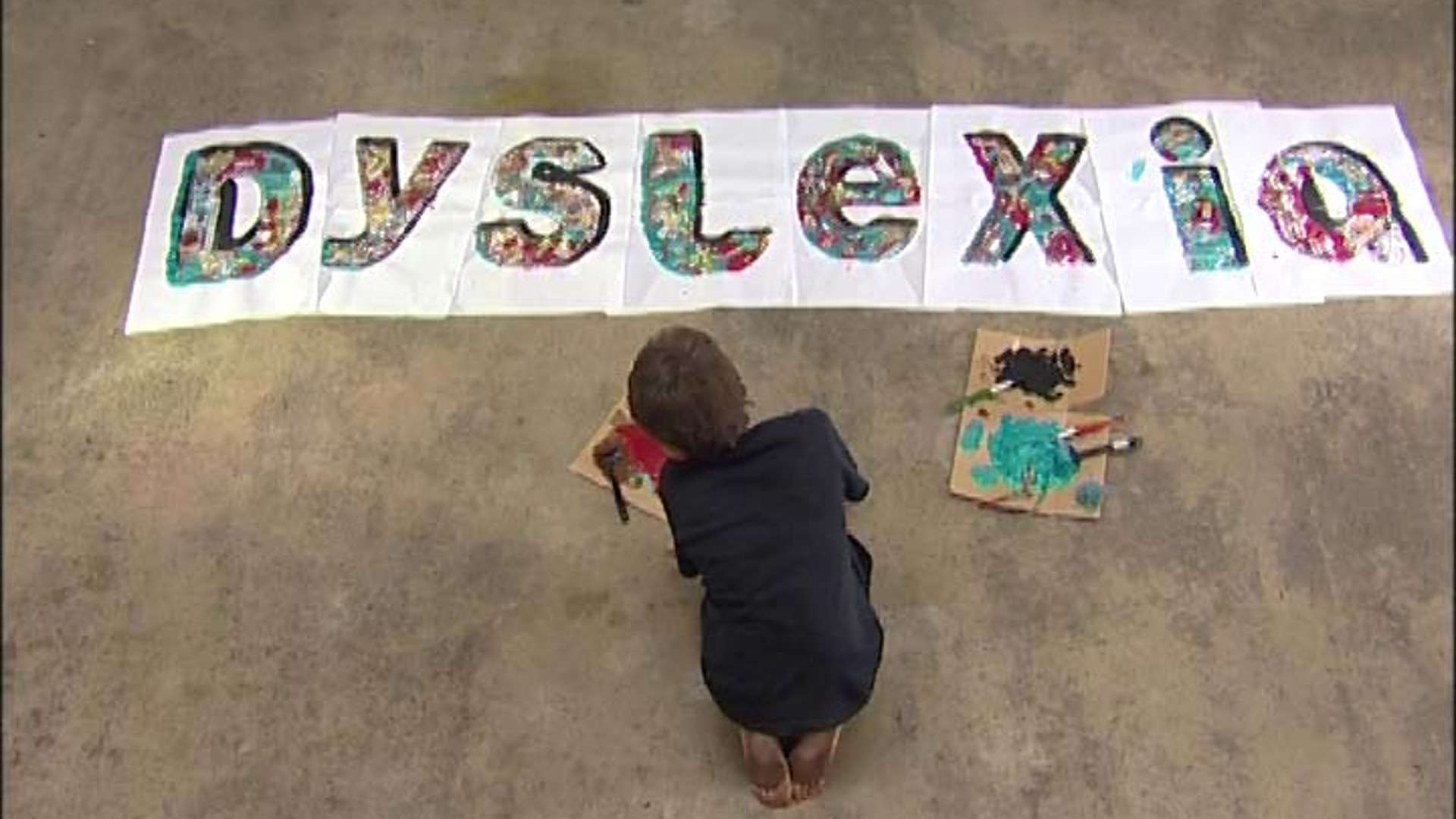 Watch Full Movie - Decoding Dyslexia
