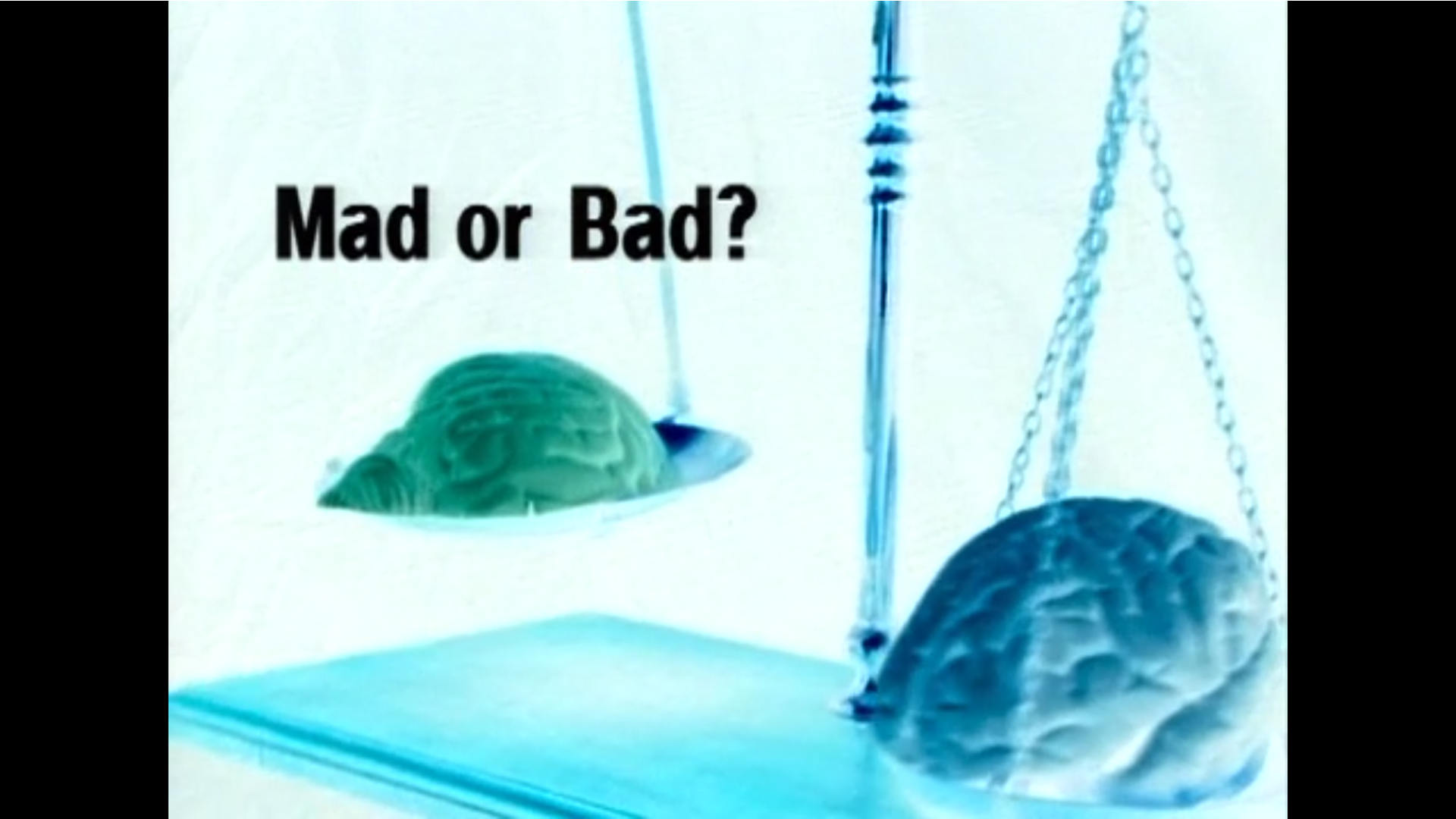 Watch Full Movie - Inside the Criminal Mind - Mad or Bad?