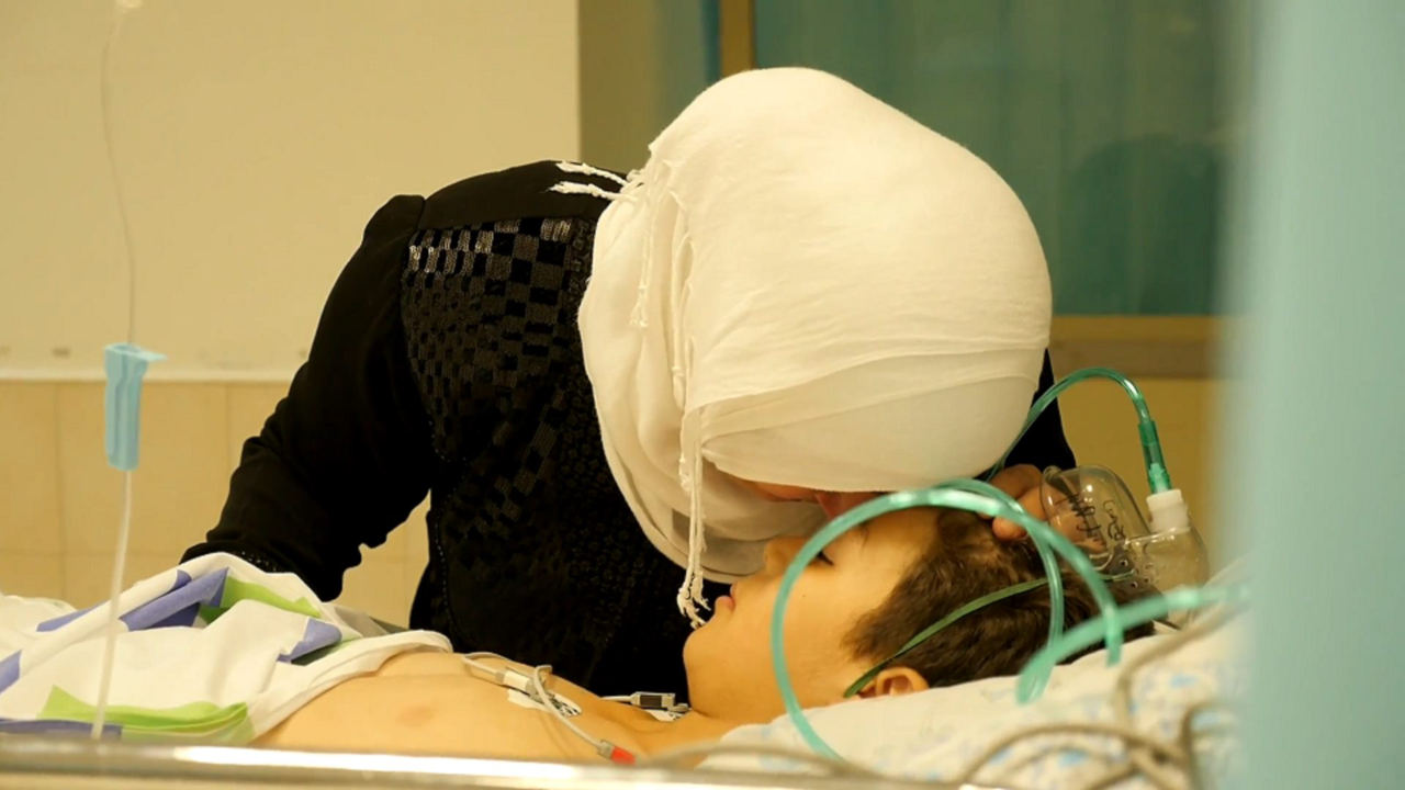 Watch Full Movie - The Syrian Patient