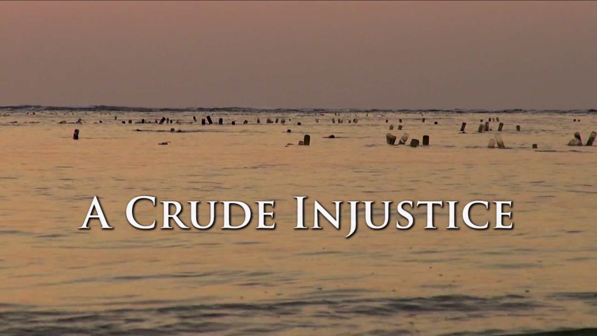 Watch Full Movie - A Crude Injustice