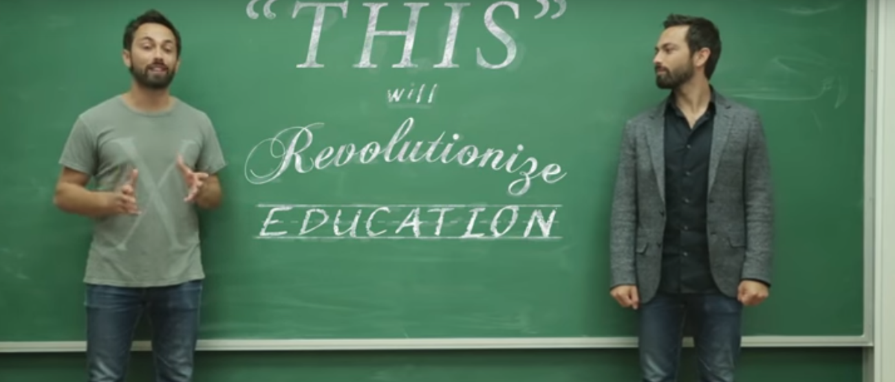 Watch Full Movie - This Will Revolutionize Education