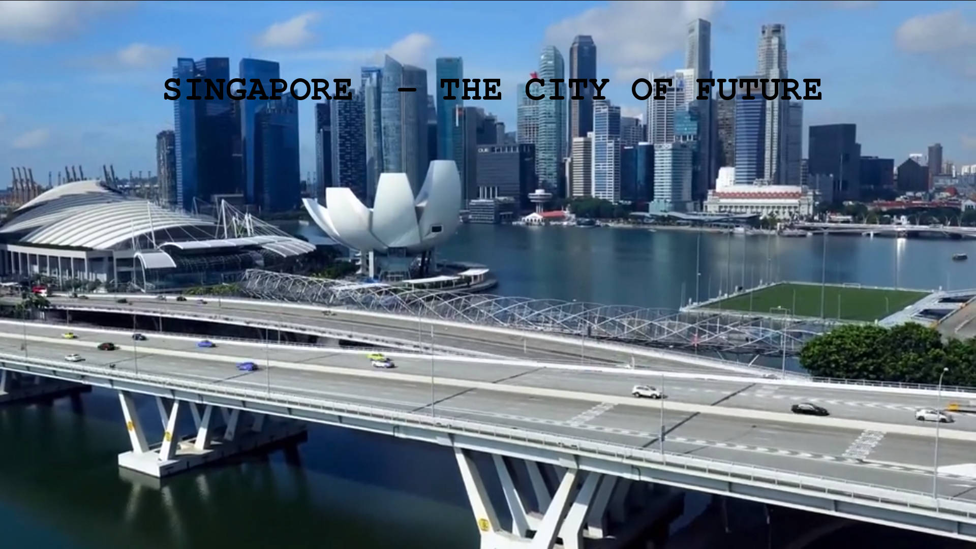Watch Full Movie - Singapore: City of the Future