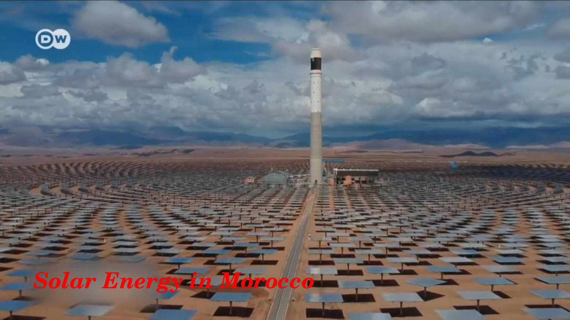 Watch Full Movie - Solar Energy in Morocco