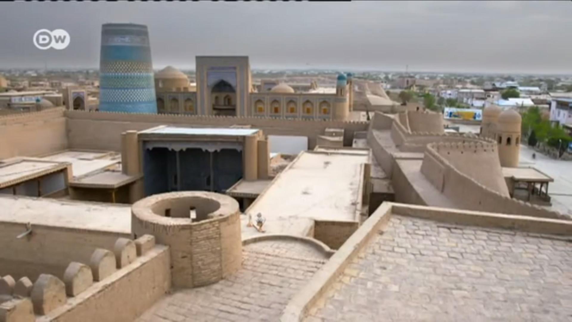 Watch Full Movie - Travelling the Silk Road of Uzbekistan