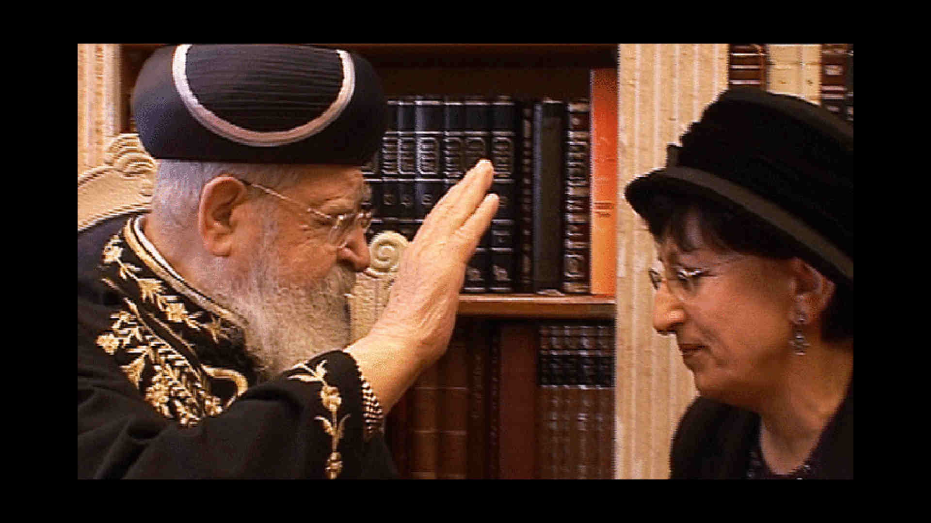 Watch Full Movie - HAREDIM - The Rabbi's Daughter & The Midwife