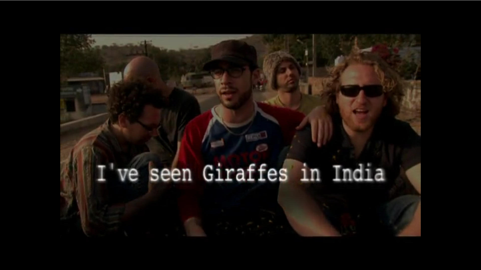 Watch Full Movie - I Saw Giraffes In India