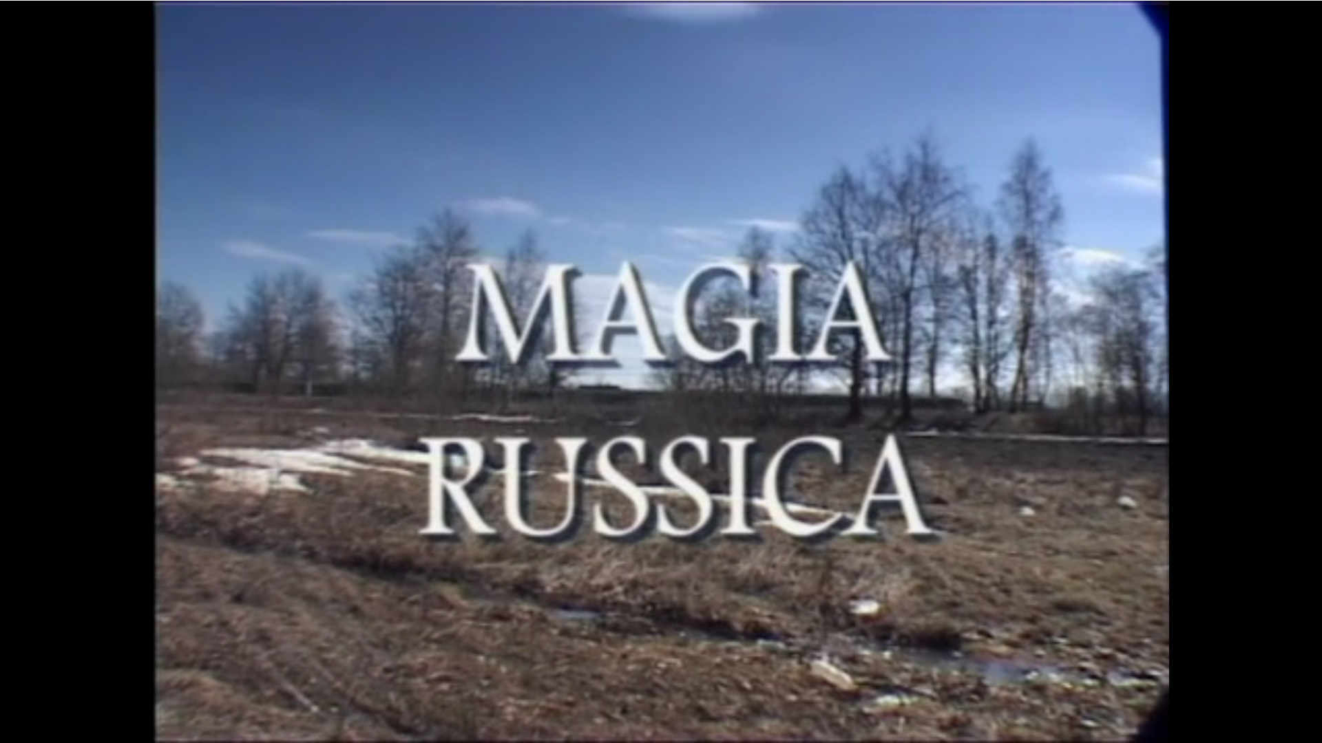 Watch Full Movie - Magia Russica