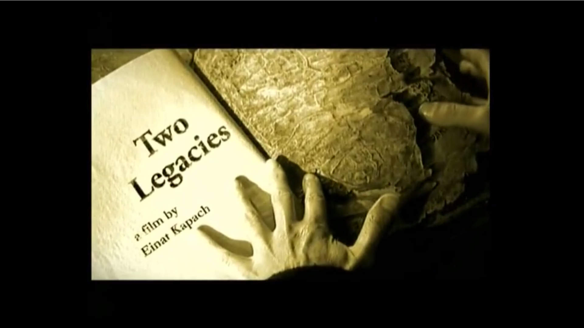 Watch Full Movie - Two Legacies