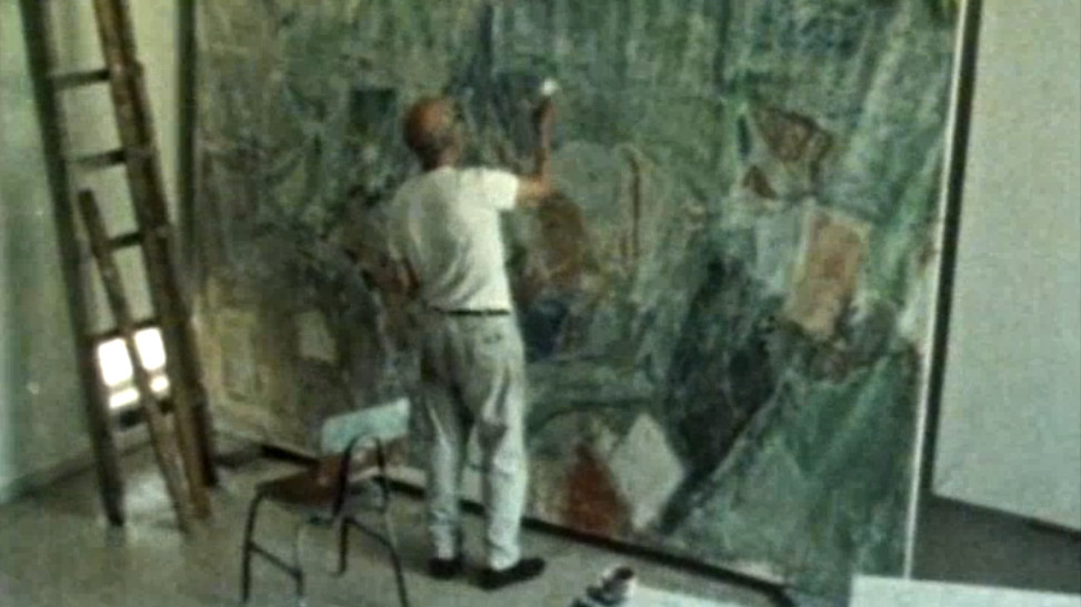 Watch Full Movie - Zaritzky - a Portrait of an Artist